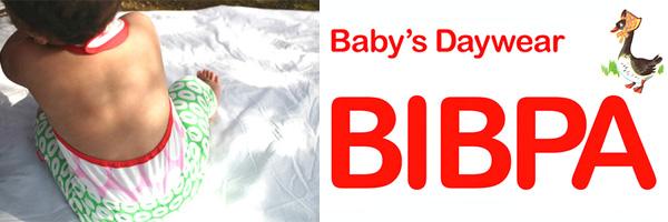 BIBPA(ビブパ)のベビー服のイメージ