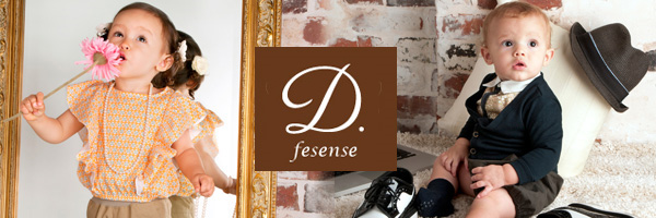 D.fesenseの子供服のイメージ