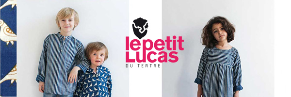 ル・プチルカの子供服のイメージ