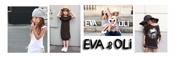 EVA&Oliの子供服のイメージ